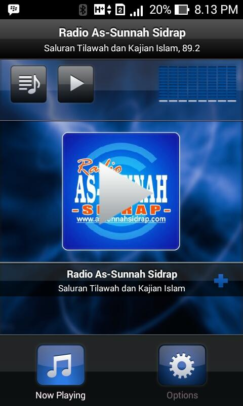 Radio As-Sunnah Sidrap- screenshot