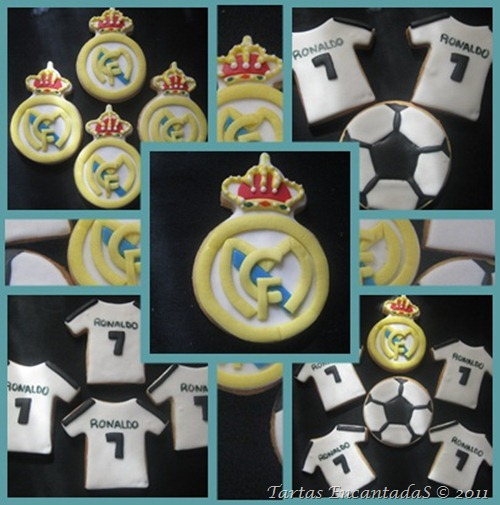 collage real madrid