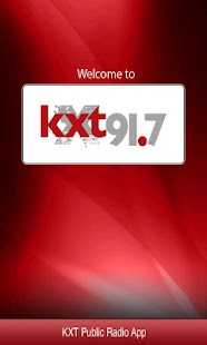 KXT Public Radio App- screenshot thumbnail
