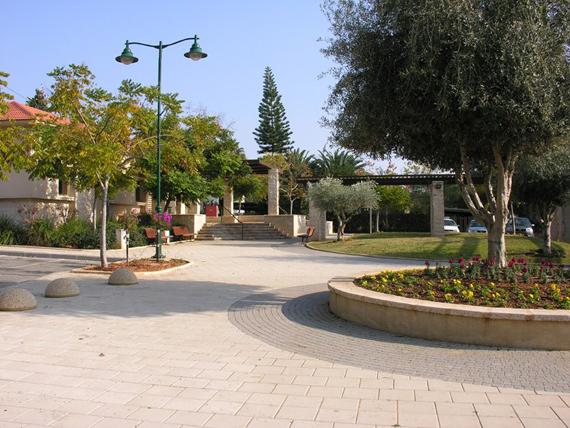 מרכז הכפר