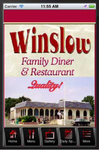 Winslow Family Diner