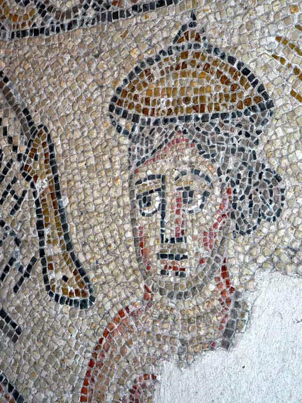 О Ципори, о мозаиках. Продолжение. Часть вторая и последняя.