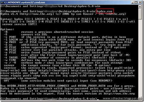 Basics of cracking FTP and Telnet accounts - Pro Hack