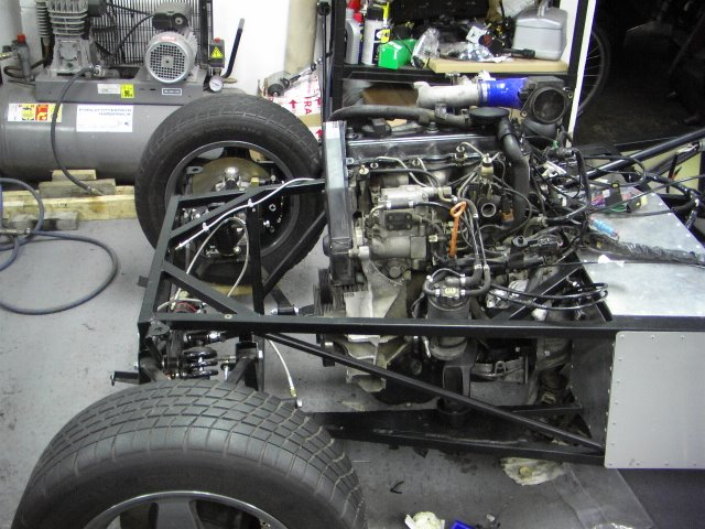 Diesel Westfield is finished! - TDIClub Forums