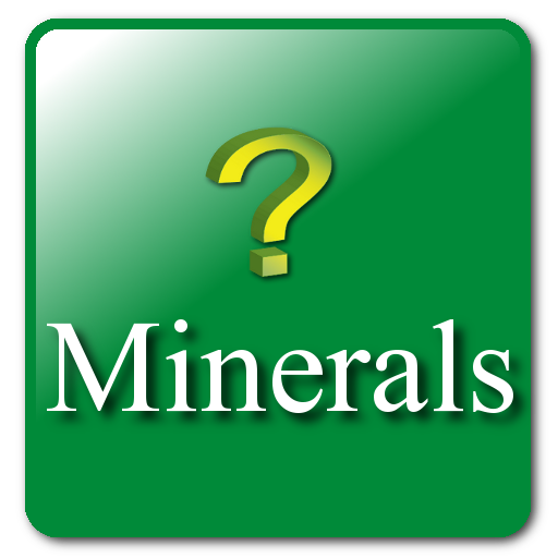 Key: Minerals (Earth Science) LOGO-APP點子