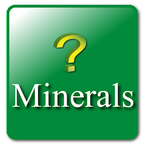 Key: Minerals (Earth Science) 教育 App Store-愛順發玩APP