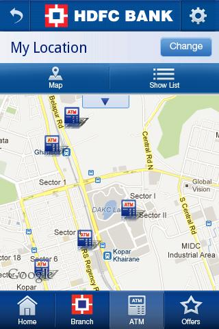 HDFC Bank MobileBanking - screenshot