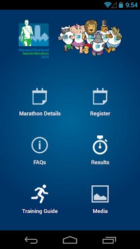 The Nairobi Marathon