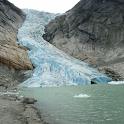ノルウェー ブリクスダール氷河(NO001) icon