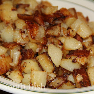 Southern Fried Potatoes.