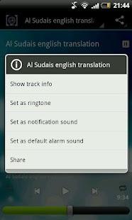 Súra Mulk MP3 - náhled