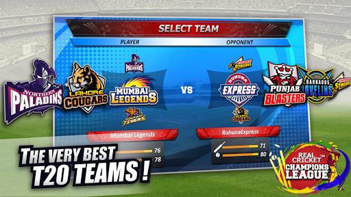Real Cricketu2122 Champions League  screenshots 1