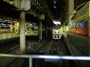 Trenes en Ueno