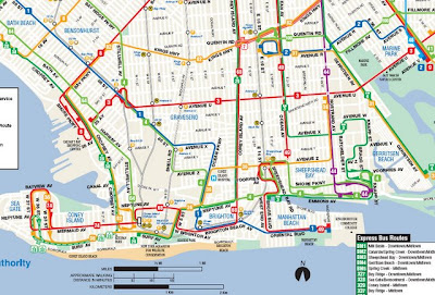 Mta Brooklyn Bus Map MTA Holds Public Hearing: January 28   BKLYNER