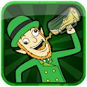 St Patrick's Day: Drunk Lep logo