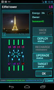 Ingress Screenshot