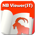 NBviewer(ST) icon