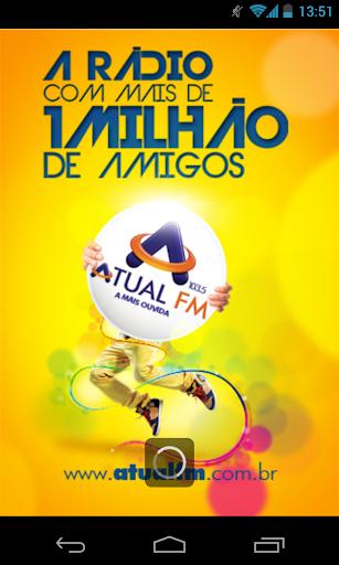 Atual FM Concórdia SC