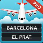 FLIGHTS Barcelona Airport Pro icon