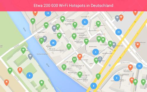 Osmino Free WiFi: WiFi map, WiFi password, WiFi hotspots ...