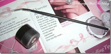 Waterproof Gel Eyeliner and Angled Brush-Buy In Coins