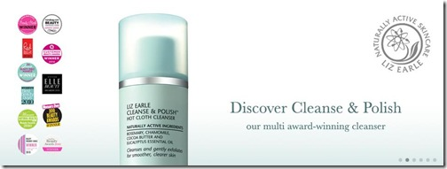 Liz Earle Active Skincare