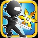 Ninja Shuriken Blocker icon