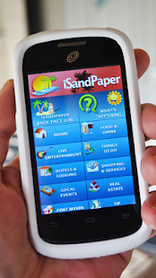 iSandPaper Fort Myers Beach - screenshot thumbnail