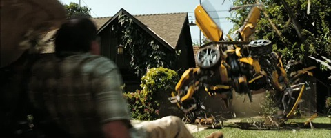 Transformers 2 - Return Of The Fallen - Bumblebee (3)
