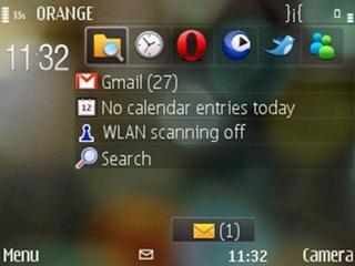 Nokia E72 Review: Part 2 - The Software