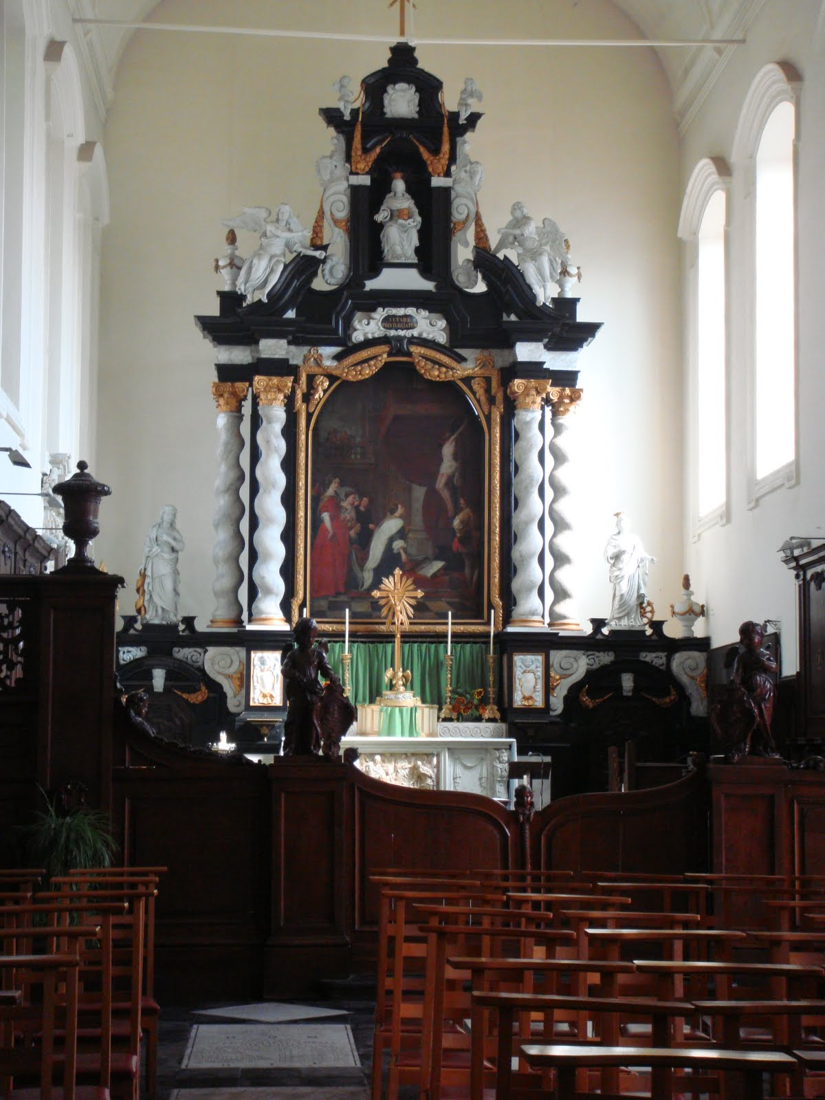 Beguinaje, Convento Medieval de Brujas, Elisa N, Blog de Viajes, Lifestyle, Travel