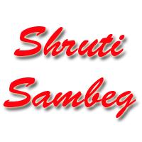 Shruti Sambeg