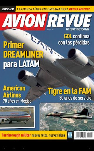 Avion Revue Internacional