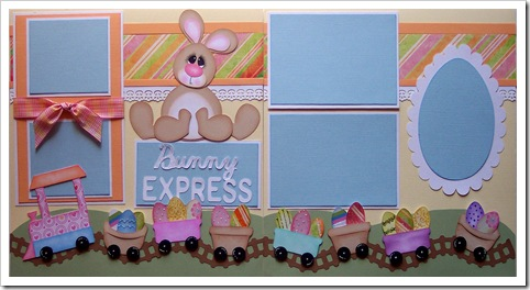 bunny express1 by melin beltran