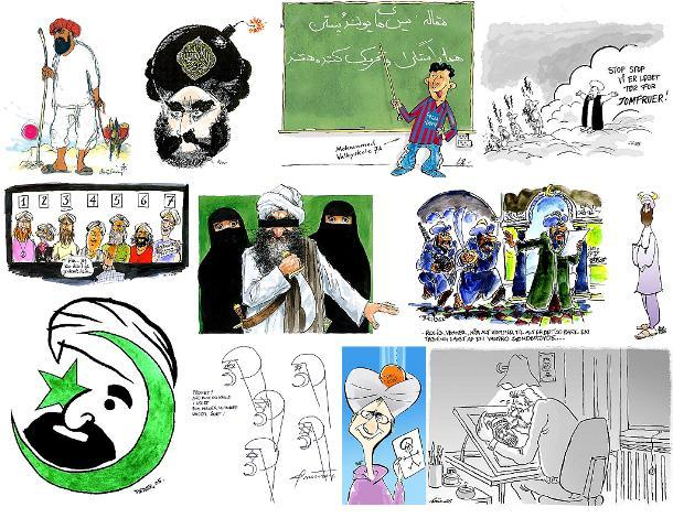 Do Ordinary Religious People Share Responsibility for ... Religious Extremism Cartoon