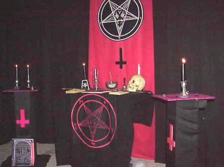 Satanic ritual