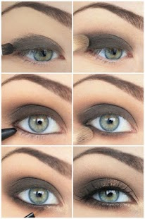 Beginners Eye Makeup Tutorials