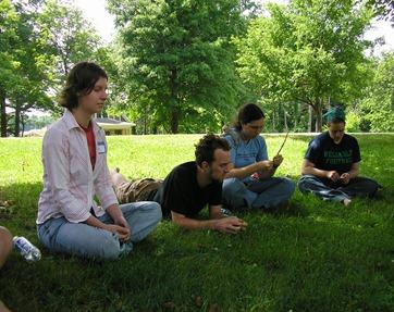 Quaker Camp at Barnesville, 2007