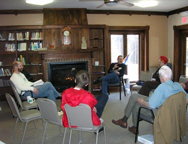 Adult Education at Heartland Friends Meeting, Wichita, Kansas