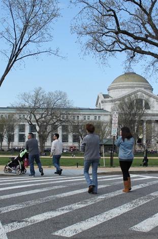 The Washington Mall