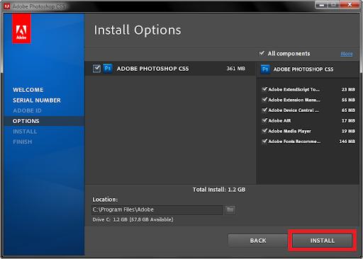Adobe cs5 master collection keygen for mac