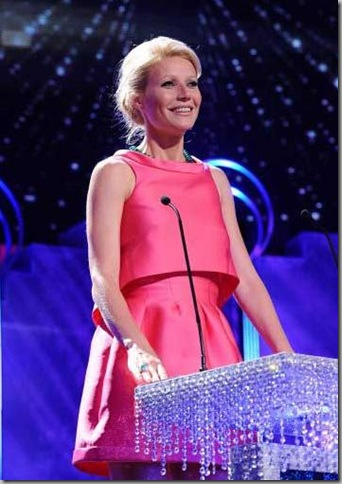 Gwyneth-Paltrow-Pink-Prada-Dress