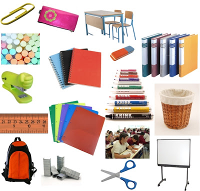 Chiew's CLIL EFL ESL Blog: Classroom Objects