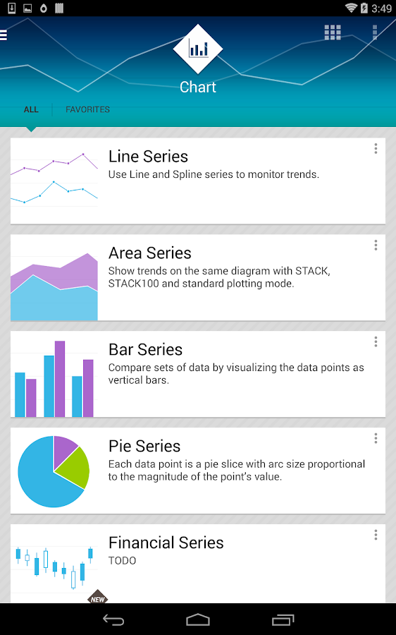 Telerik Examples - screenshot
