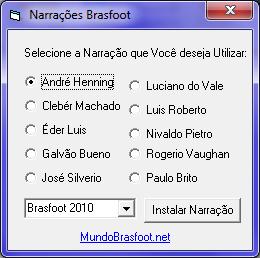 2010 BAIXAR COMPLETO GRATIS BRASFOOT