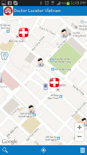 Doctor Locator Vietnam