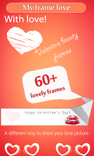 Valentine Love Frames - screenshot thumbnail