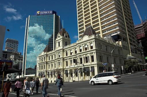 Nowa Zelandia zdjęcie: Nowa Zelandia emigracja. Chlebek dla kaczuszek
