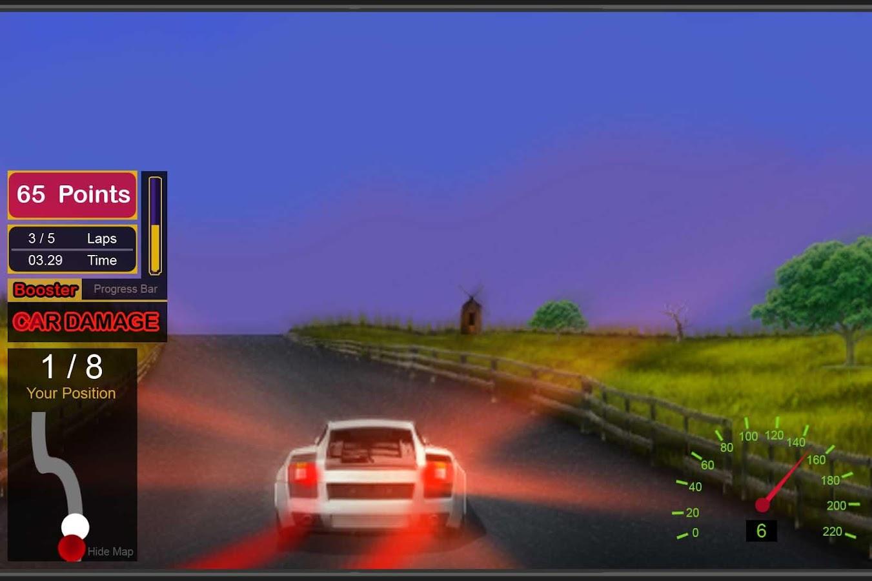 5mb Car Race Game Download