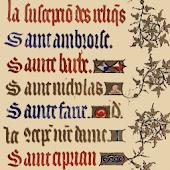 Catholic Calendar: Universalis